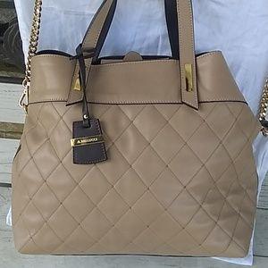 A.Bellucci genuine leather purse